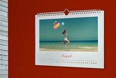 Wandkalender 20x30 (Druck) Polaroid Film, Frame, Decor, Pictures, Wall Calendars, Picture Frame, Decoration, Frames, Dekoration