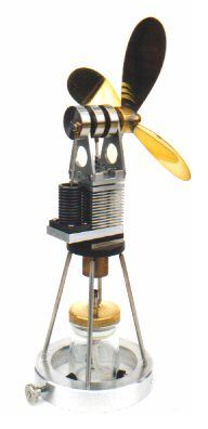 Mini Stirling Engine Fan Plans