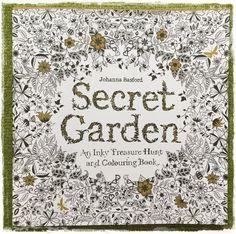 Secret Garden libro da colorare