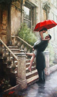"""…..I aspire to blend old fashion artistic integrity with modern perception. My paintings depict life, not as it may be, but more as it is remembered- a snapshot, not of a particular moment, but of an overall memory. It is the beauty of the emotion felt at an exacting time that I attempt to portray. Trying to capture the romantic yet realistic view one has of everyday life is at the root of all my work.""    - Daniel Del Orfano"