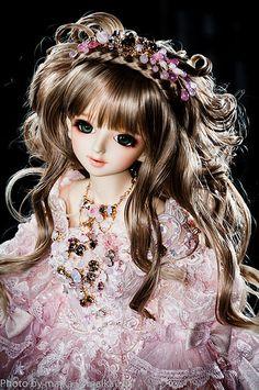 DSC_8818 | by malka030 Pretty Dolls, Cute Dolls, Beautiful Dolls, Anime Dolls, Bjd Dolls, Doll Drawing, Happy Anniversary Wishes, Little Charmers, Fairy Dolls