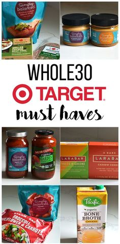 This Whole30 Target