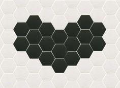 Extro #tiles #hexagons #pattern