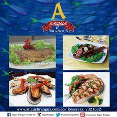 En nuestro festival de pescados puedes encontrar Salmón, Mero, Róbalo, Atún y Trucha. www.angusbrangus.com.co  @restorandoco @Resta_medelln #restaurantesmedellín #medellín #AngusBrangus #Pescados