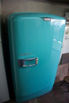 crosley shelvador refrigerator 1950's model vintage - google search