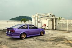 Toyota Corolla AE86 Levin | Flickr - Photo Sharing!