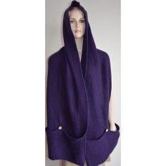 Bershka dámská šála tmavě fialová M; High Neck Dress, Knitting, Dresses, Fashion, Turtleneck Dress, Vestidos, Moda, Tricot, Fashion Styles
