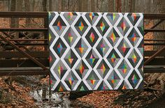 Image of Prism Quilt Pattern - Printed