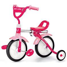 Radio Flyer Girls Grow N Go BikeTM Radio Flyer http://www.amazon.com/dp/B0026JP38C/ref=cm_sw_r_pi_dp_n5GBwb0XVEXJS