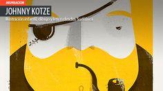Ilustración infantil, dibujo y letras de JOHNNY KOTZE Leer más: http://www.colectivobicicleta.com/2015/07/Ilustracion-de-Johnny-Kotze.html