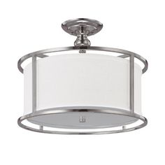 Capital Lighting 3914PN-459 Semi-Flush Mount with Frosted Diffuser Glass Shades, Polished Nickel Finish Capital Lighting,http://www.amazon.com/dp/B002EL70LK/ref=cm_sw_r_pi_dp_ndFttb1682H15PYB
