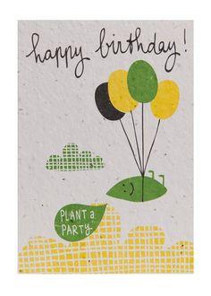 Send & Grow card - B1
