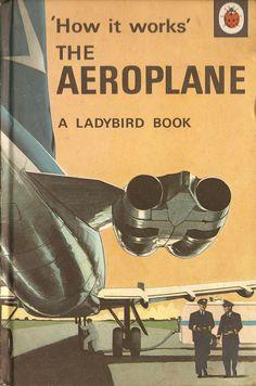 How it works  The Aeroplane Ladybird Books by RetroBooksUK on Etsy, £3.00