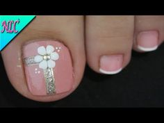 Manicure And Pedicure, Pedicures, Toe Nails, All The Colors, Floral, Beauty, Angel, Videos, Youtube