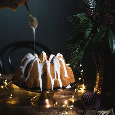 Piece Of Cakes, Caramel Apples, Food And Drink, Cupcakes, Pudding, Baking, Sweet, Desserts, Christmas