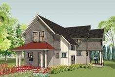 Willernie Cottage House Plan