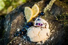 #resepti #recipe #baking #blueberry #cookie #keksi #mustikka Acai Bowl, Blueberry, Ice Cream, Cookies, Baking, Desserts, Recipes, Food, Acai Berry Bowl