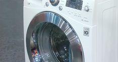Visste du att din tvättmaskin kryllar av bakterier? Lös problemet direkt med 1 oväntad ingrediens från köket
