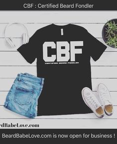 CBF. Beard Babe Love