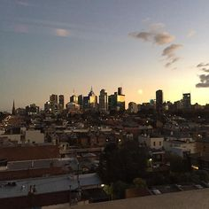 The Other Day At #nakedforsatan Roof Top #Melbourne #Australia #fitzroy