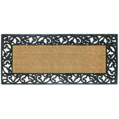Shop Wayfair for Door Mats to match every style and budget. Enjoy Free Shipping on most stuff, even big stuff.