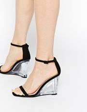 ASOS HALT Heeled Sandals