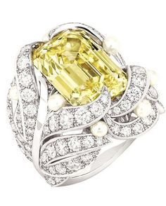 Chanel Comet Toi Moi #ring.  www.finditforweddings.com