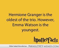 A Little Hermione Fact