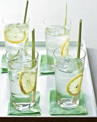 Ginger-Lemongrass Soda Recipe from Food & Wine