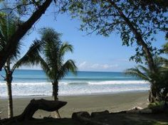 Isolated Beach in Corcovado-Corcovado National Park, South Puntarenas