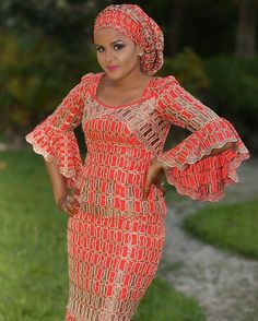~ DKK~ Join us at: for Latest African fashion, Ankara, kitenge, African women dresses,… - African Lace Styles, African Dresses For Women, African Print Dresses, African Attire, African Wear, African Women, African Prints, African Style, African Fashion Ankara