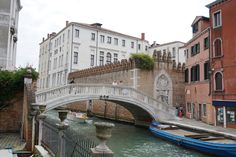 The headquarters of the Ca' Foscari university in Venice are based in the 'Casa delle Due Torri', which dates from 1420.