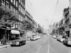 De Witte de Withstraat in 1967.