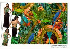 Tropical. Cashier _ V15