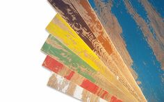 Decorative Euro style interior design Painted wooden grain ceramics floor tile creative adhesive wall tiles (2)