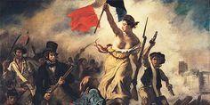 La revolución de 1830 surgió como una reacción contra las medidas antiliberales adoptadas por el rey Carlos X y que llevaron al trono a Luis Felipe I