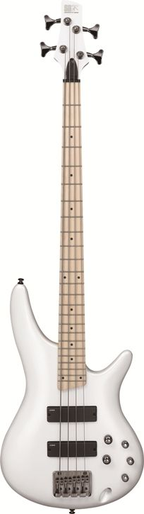 #Ibanez SR300MPW #Bass #Guitar. I named mine Lily