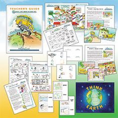 Free First Grade Science Unit on Sustainability and the Environment