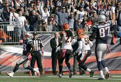 Patriots vs. Bengals: Week 6 | New England Patriots