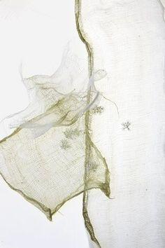Threadbare fabric