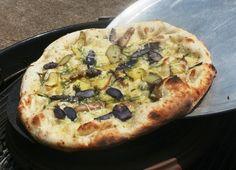 Fingerling Potatoes, Grilled Pizza, Vegetable Pizza, Grilling, Vegetables, Blog, Check, Crickets, Vegetable Recipes