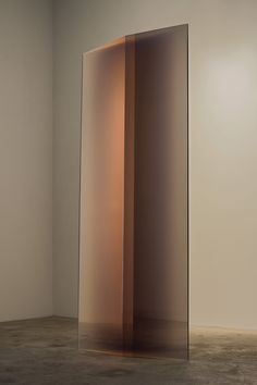 DeWain Valentine | Diamond Column | 1975