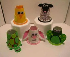 32 Best Paper Cup Art Ideas Images In 2019 Crafts For Kids Crafts
