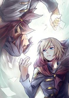 Final Fantasy Type-0 Machina & Ace