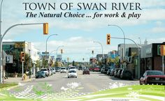 Town Swan River, Manitoba, Canada my home town! Canada Eh, Swan, Places Ive Been, Birth, Cities, Trips, Scenery, Coast, Photos