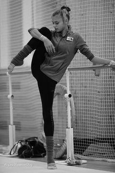Alexandra SOLDATOVA (Russia) ~ Training warming-up @ WC Minsk 2016    Photographer Oleg Naumov.