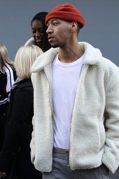 London Fashion Week Men's (Ene. 2017) - Streetstyle (Día 1)