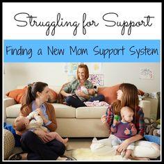 Struggling for Support #SisterhoodUnite #ParentsFirst #Partner