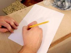Como fazer tinta invisível - YouTube
