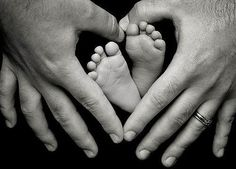 Baby picture idea!